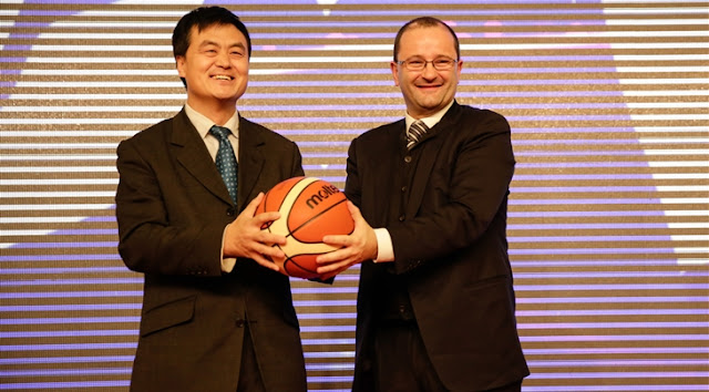 La FIBA firma acuerdo con Beijing Enterprises Group