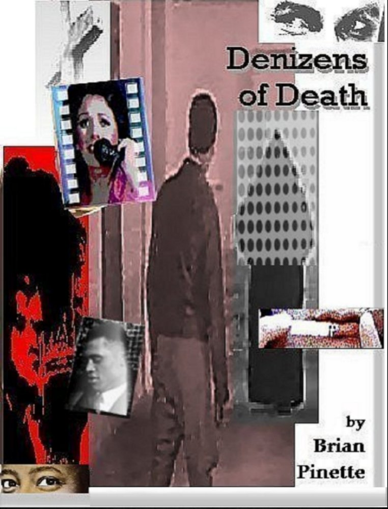 """I am forever."" Denizens of Death [Kindle] ""A psychological thriller!"""