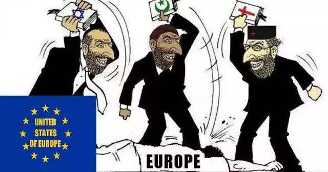 «Η Ευρωπαϊκή Ένωση δημιουργήθηκε με σκοπό να καταστρέψει την Ευρώπη και να φέρει την Νέα Παγκόσμια Τάξη».