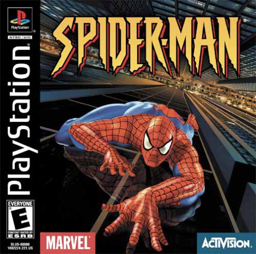 Скачать spider man 1 игра