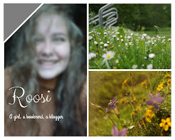 Roosi. A girl. A Booknerd. A living creature.