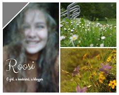 Roosi. A girl. A Booknerd. A living creature.