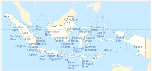 Daftar seluruh perguruan tinggi yang ada di Indonesia