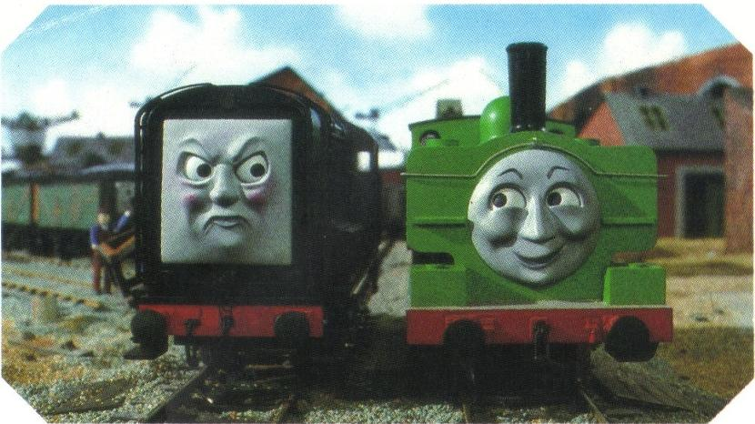 diesel from thomas and friends - photo #12
