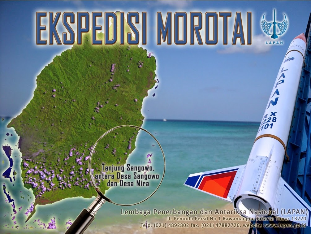 Ini dia Lokasi Tempat Peluncuran Satelit Buatan Indonesia
