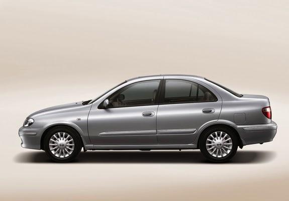 THE ULTIMATE CAR GUIDE: Nissan Sentra Exalta - Generation ...