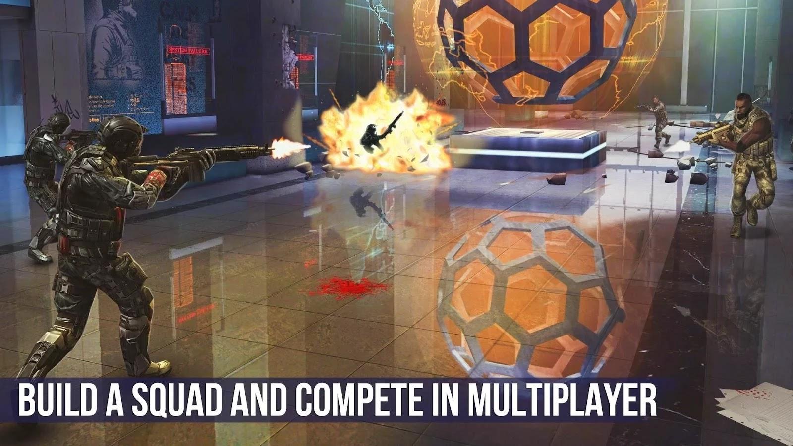 Modern Combat 5: Blackout v1.0.0p