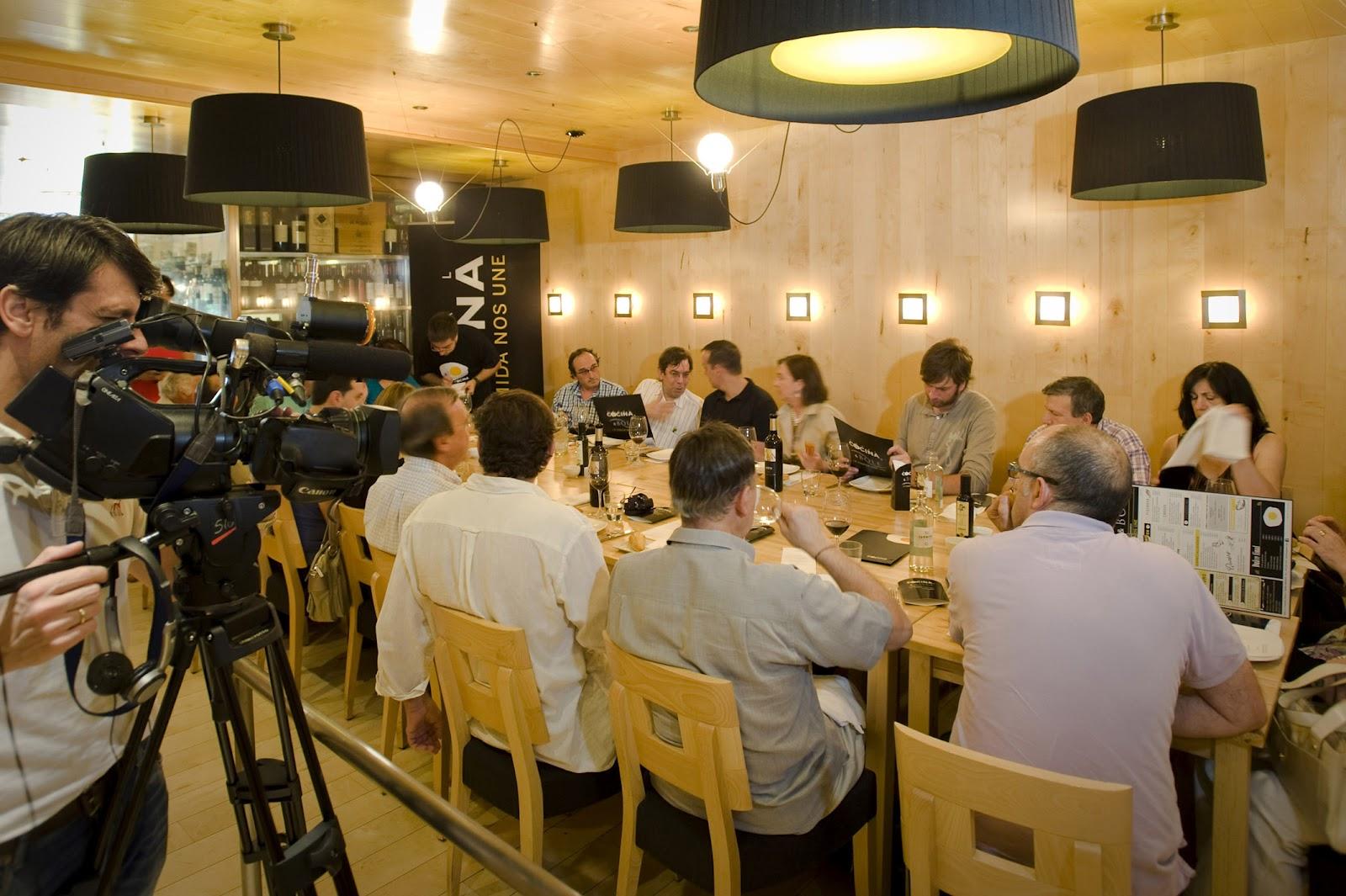 La cocina plural restaurante bole el restaurante de for Cocina aragonesa zaragoza