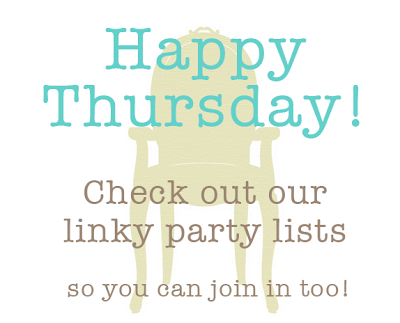 Great list of linky parties at The Blog Guidebook