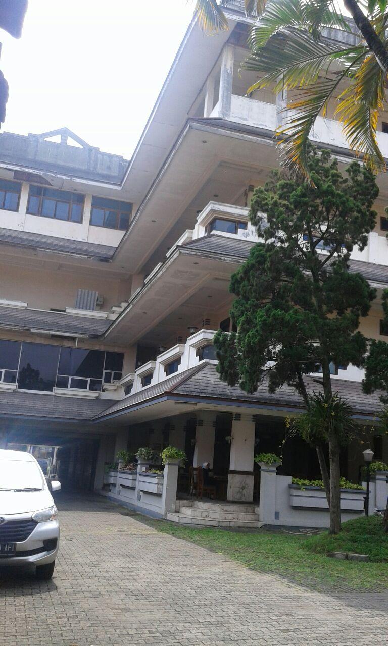 DIJUAL WISMA HOTEL TARUNA BANDUNG