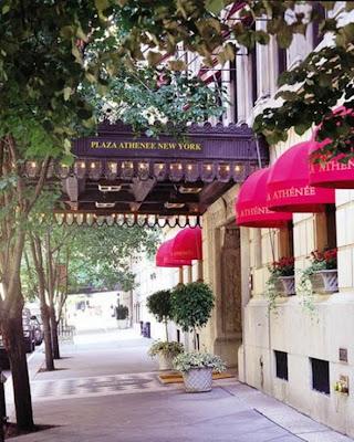 Where to Stay: Hôtel Plaza Athénée