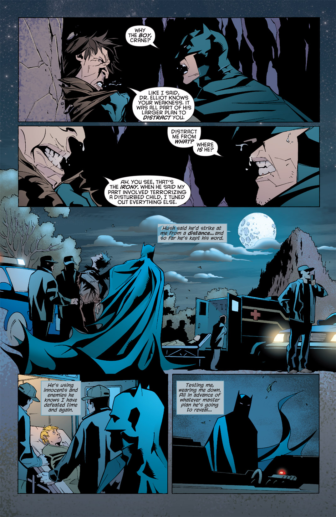 Detective Comics (1937) Issue #848 Page 20