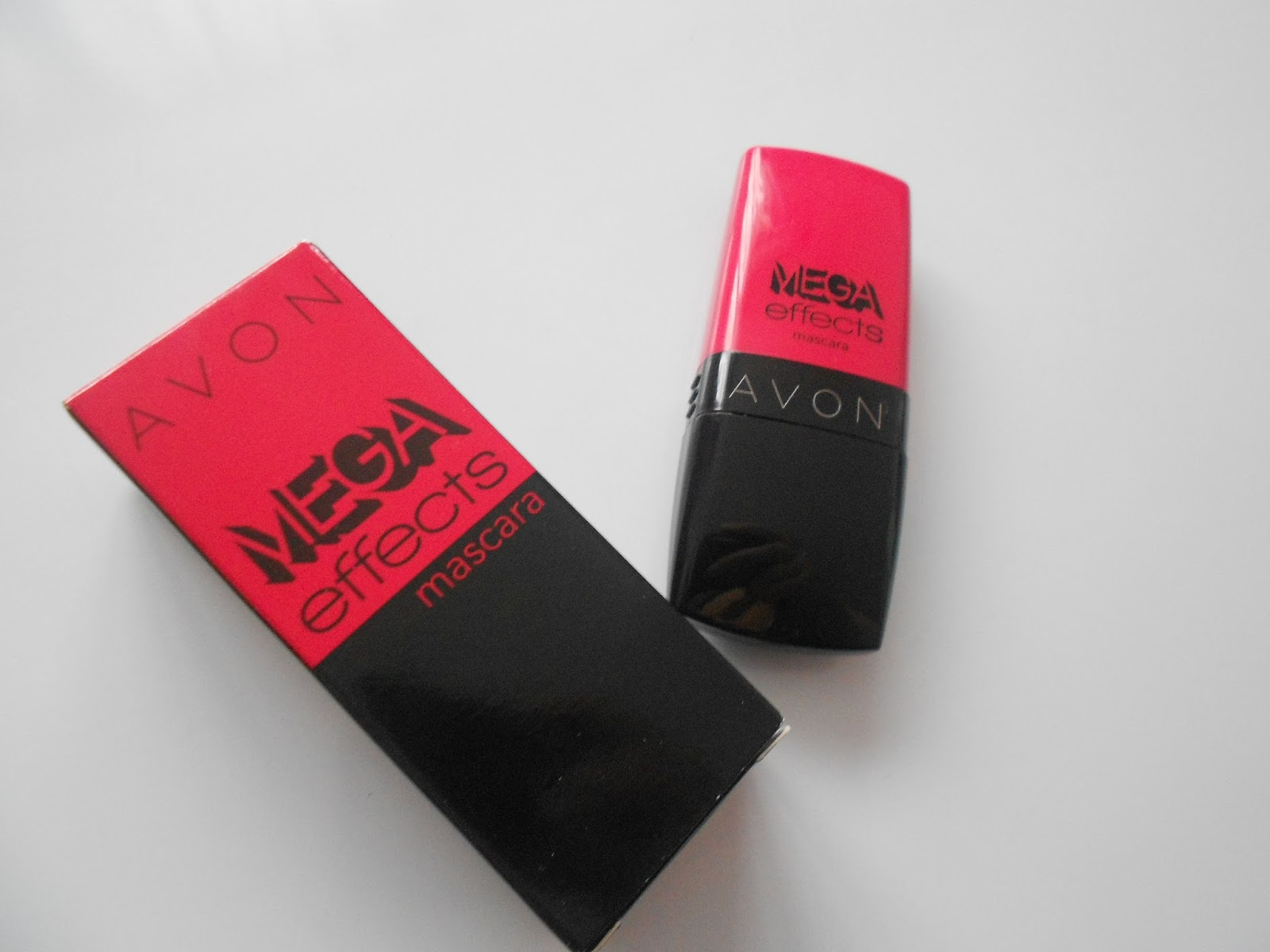 avon mega effects mascara new