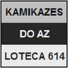 LOTECA 614 - KAMIKAZE - MINI