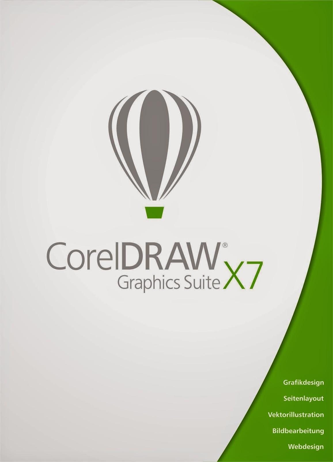 Coreldraw Graphics Suite X7 32 64 Bits Offline Setup Free Download