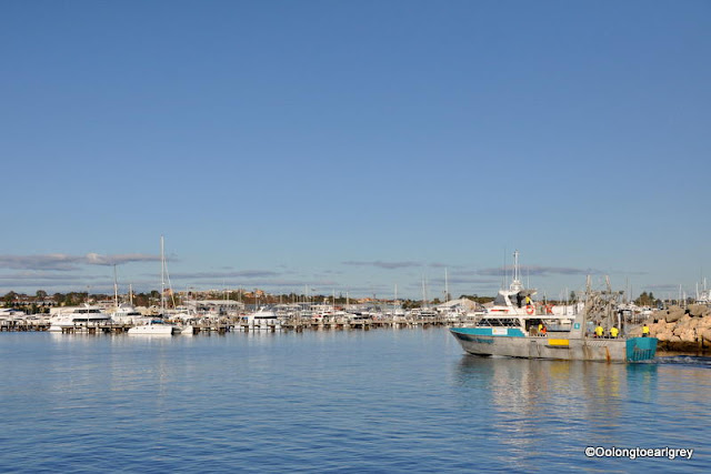 Fremantle Harbour, Western Australia