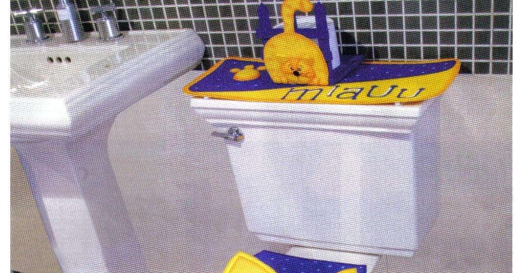 Juegos De Gatos Baño:El Rinconcito de las Manualidades de Rosi: Para el baño con gatos