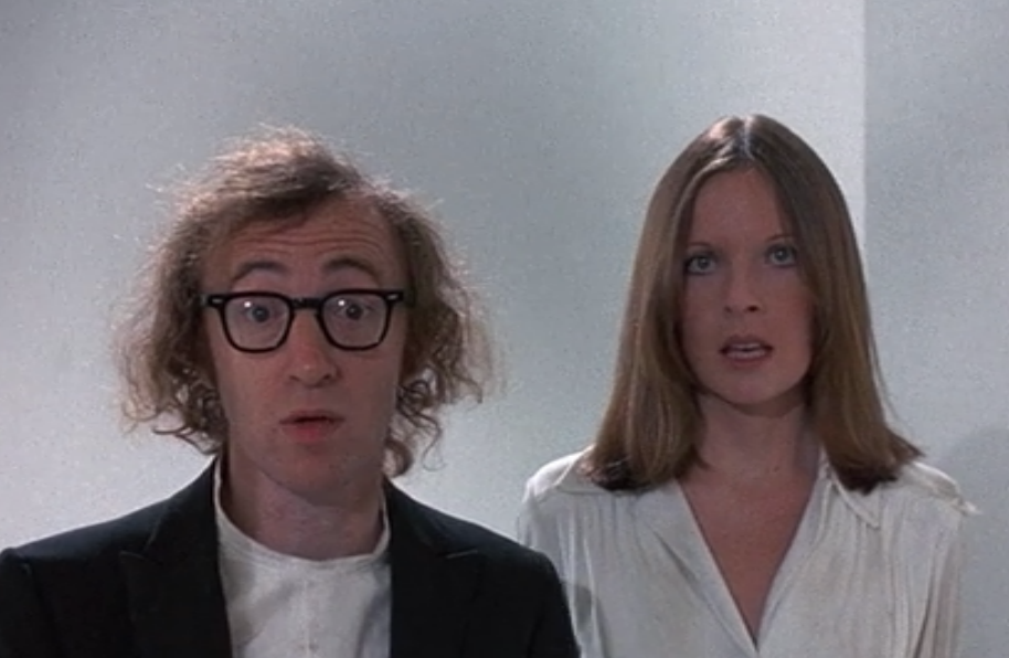 woody allens sleeper The cure for the post-holiday january blues seven of the best from master filmmaker woody allen in the loft from 1973 to 2011, from the truly silly to the dark and.