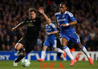 Drogba Pahlawan Chelsea (Liga Champions 2012)