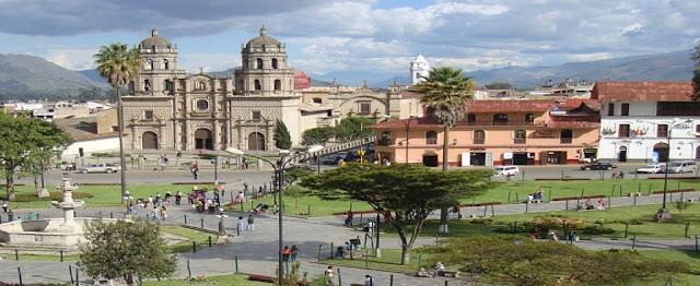 Turismo en Cajamarca, Perú