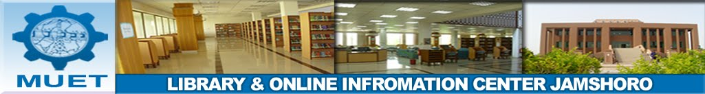 MUET Digital Library