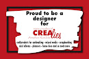 Designer voor Crealies