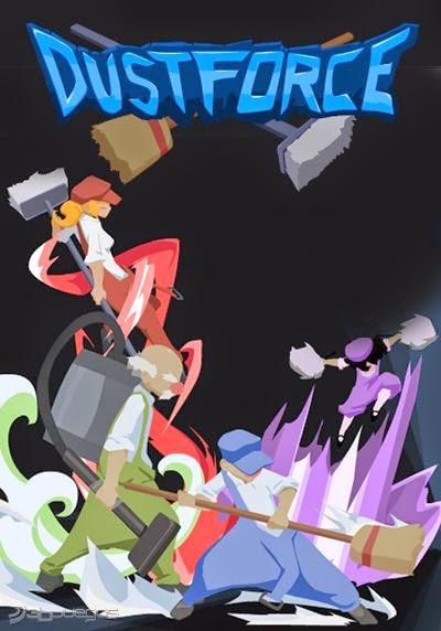 Cover Caratula Dustforce XBOX 360 ESPAÑOL XBLA
