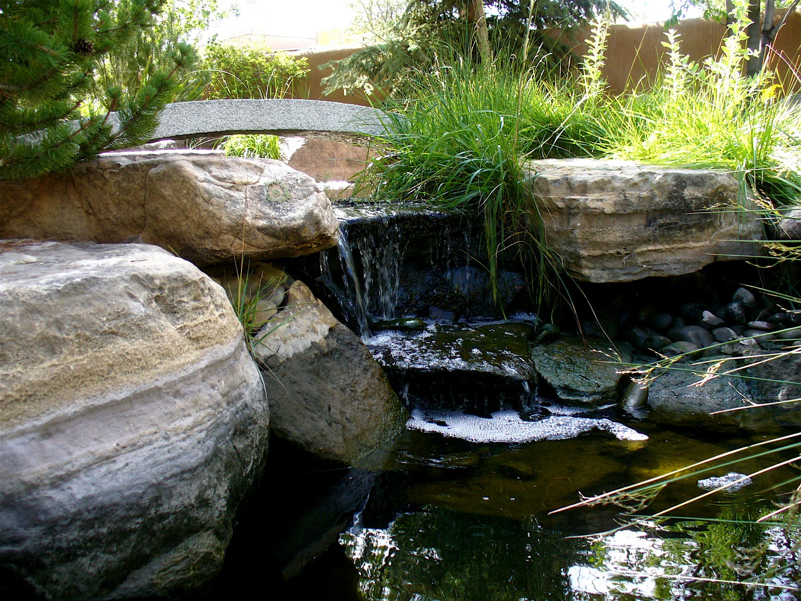 Alt Build Blog Water Features At Stone Forest In Santa
