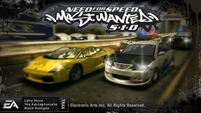 need for speed most wanted psp