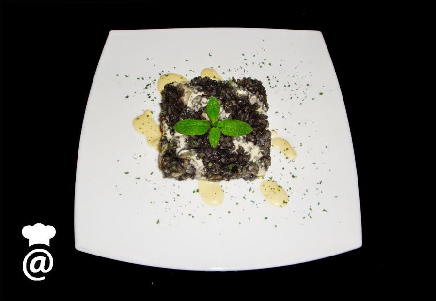 Recetas para adelgazar: Arroz Negro Integral con Sepia