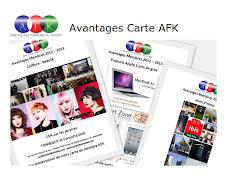Avantages Membres AFK