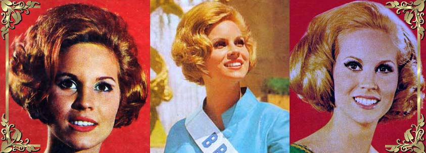 ############## 50 ANOS DA ELEIÇÃO DA MISS BRASIL UNIVERSO 1966 #################