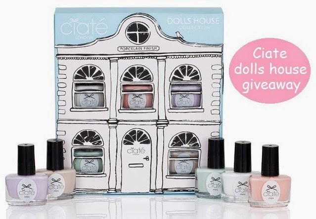 Ciate dolls house collection