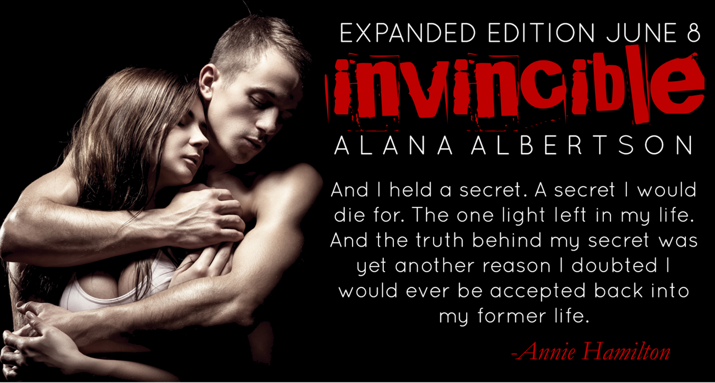 The Muses' Circle: *RELEASE DAY LAUNCH* Invincible ...