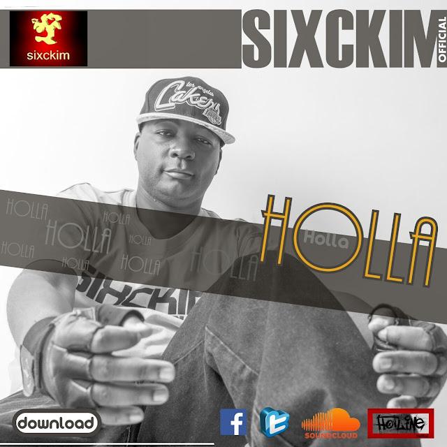 "Nova Musica do mestre angolano Sixckim - ""Holla"""