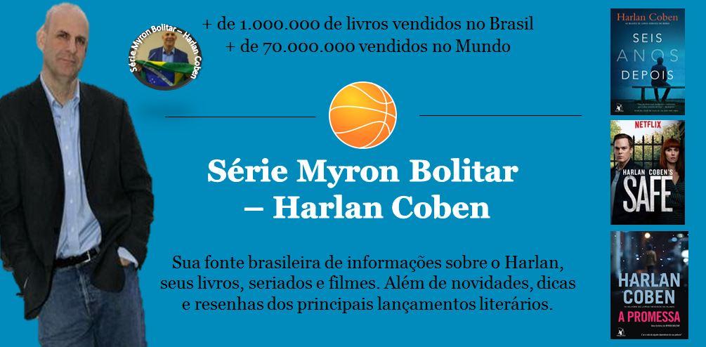 Série Myron Bolitar - Harlan Coben