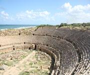 World Heritage Leptis Magna Libya