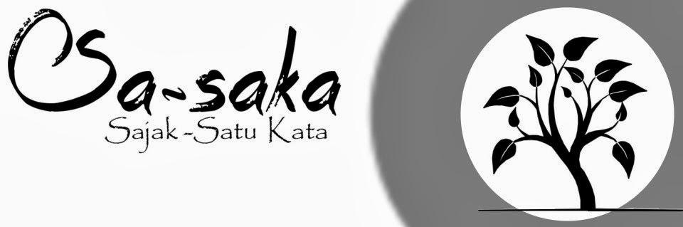 Puisi Sa-Saka ( Sajak Satu Kata )