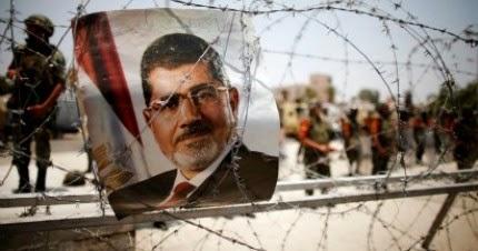 Mesir Tangkap 14 Pendukung Ikhwanul Muslimin