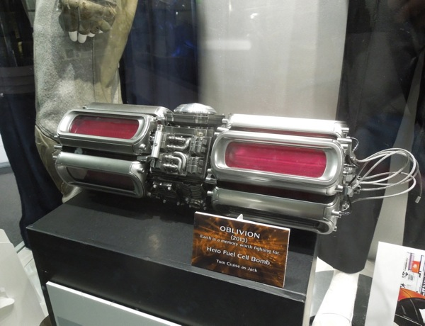 Oblivion hero fuel cell bomb prop