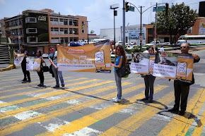 Se suman jóvenes a la campaña del Consejo Municipal de Movilidad #NoTexteo