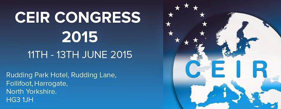 CEIR Congress 2015