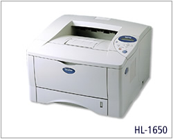 How to setting up Brother HL-1650 printers drivers without setup disk