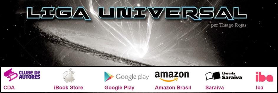 :: LIGA UNIVERSAL - O Livro ::