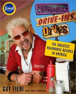 Diners, Drive-Ins, and Dives with Guy Fieri as seen on Food Network