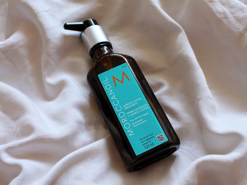 Sunday Morning | Beauty Routine: Morrocanoil