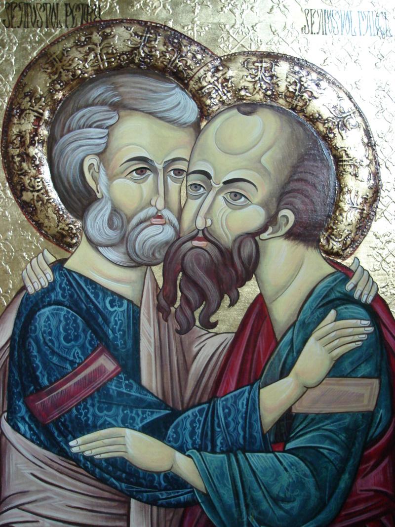 Sfntii Apostoli Petru si Pavel