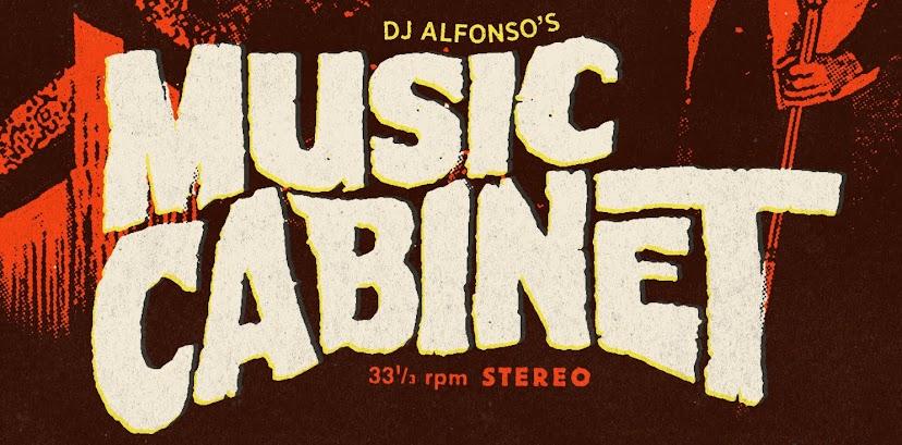 ::: DJ ALFONSO'S MUSIC CABINET :::