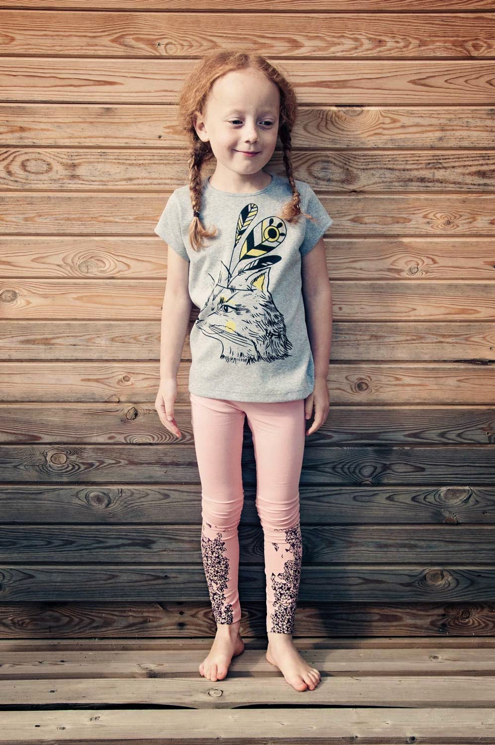Feathers by Hebe for spring 2014 kidswear collection