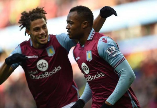 Ghana striker Jordan Ayew Couldn't SAVED Aston Villa 0-4